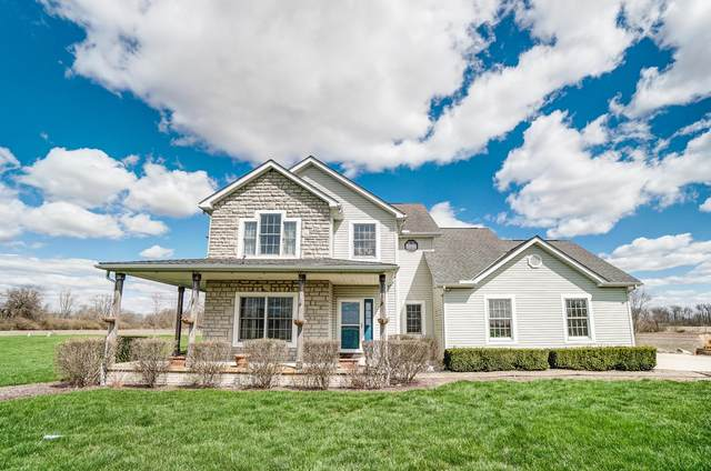 4150 Walker Road, Hilliard, OH 43026 (MLS #220010227) :: Exp Realty