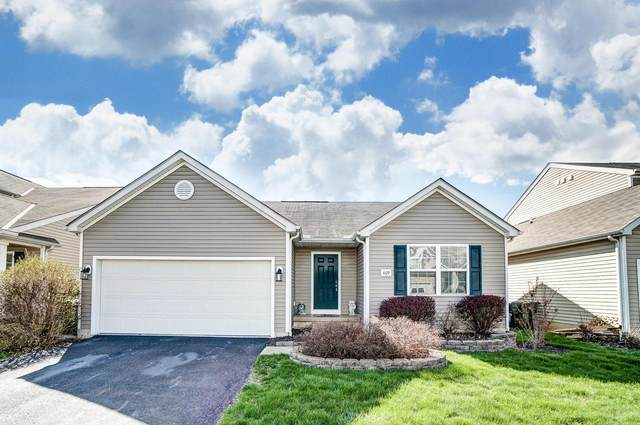 409 Hemhill Drive, Galloway, OH 43119 (MLS #220010228) :: Signature Real Estate