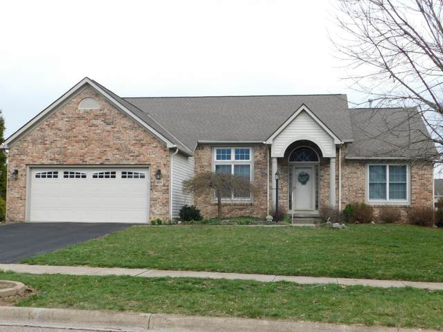 1604 Early Spring Drive, Lancaster, OH 43130 (MLS #220010244) :: RE/MAX ONE