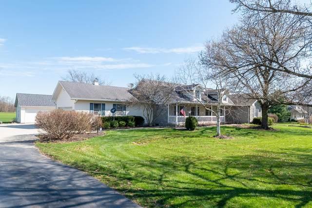 8205 Dustin Road, Galena, OH 43021 (MLS #220010289) :: Signature Real Estate