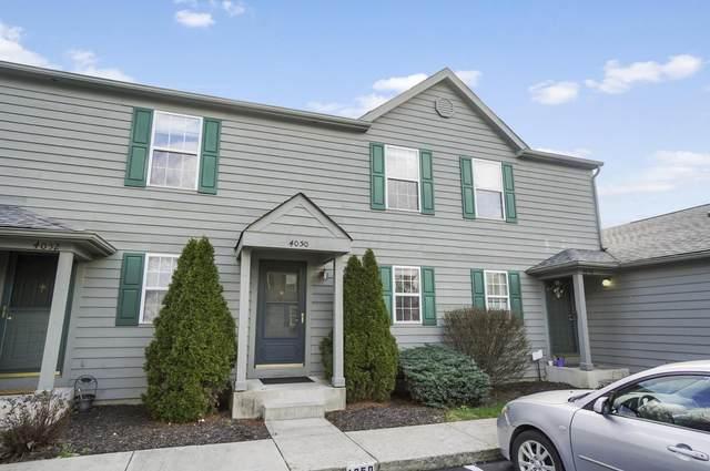 4050 Meadowick Drive 89C, Columbus, OH 43230 (MLS #220010290) :: Huston Home Team
