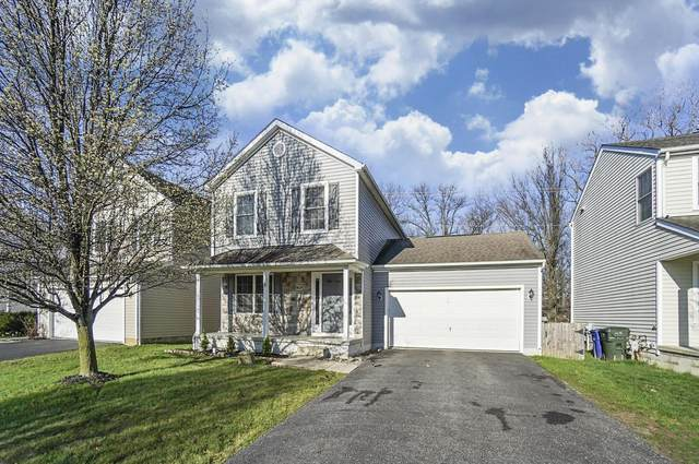 8629 Smokey Hollow Drive, Lewis Center, OH 43035 (MLS #220010299) :: Core Ohio Realty Advisors