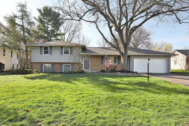 1375 Candlewood Drive, Columbus, OH 43235 (MLS #220010313) :: Huston Home Team