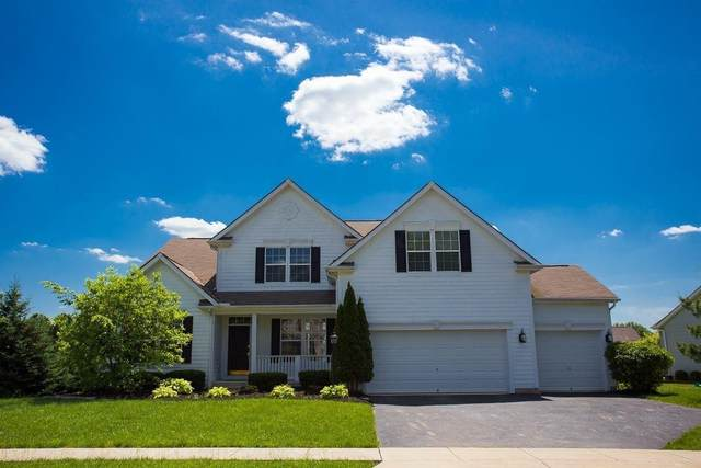 5716 Edgebrook Drive, Galena, OH 43021 (MLS #220010318) :: Core Ohio Realty Advisors