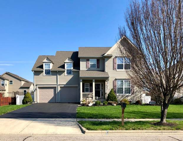 3566 Natalie Drive, Grove City, OH 43123 (MLS #220010328) :: The Clark Group @ ERA Real Solutions Realty