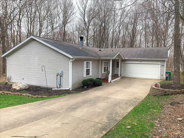 720 Crestrose Circle, Howard, OH 43028 (MLS #220010336) :: Sam Miller Team