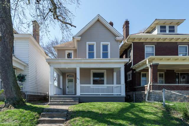807 Gilbert Street, Columbus, OH 43206 (MLS #220010337) :: The Raines Group