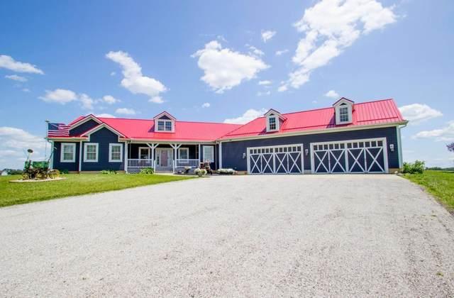 388 Cedar Hill Road NW, Amanda, OH 43102 (MLS #220010343) :: CARLETON REALTY