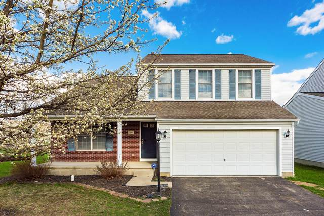 1194 Weeping Willow Ct Court, Blacklick, OH 43004 (MLS #220010344) :: ERA Real Solutions Realty