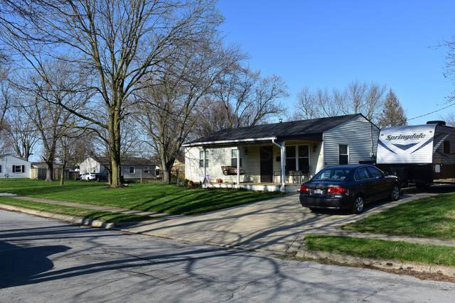 3548 Edler Street, Hilliard, OH 43026 (MLS #220010357) :: Exp Realty