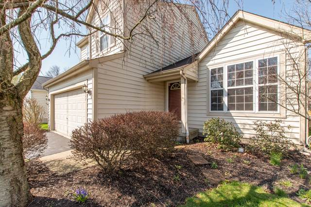 2627 Westrock Drive, Hilliard, OH 43026 (MLS #220010377) :: The Raines Group