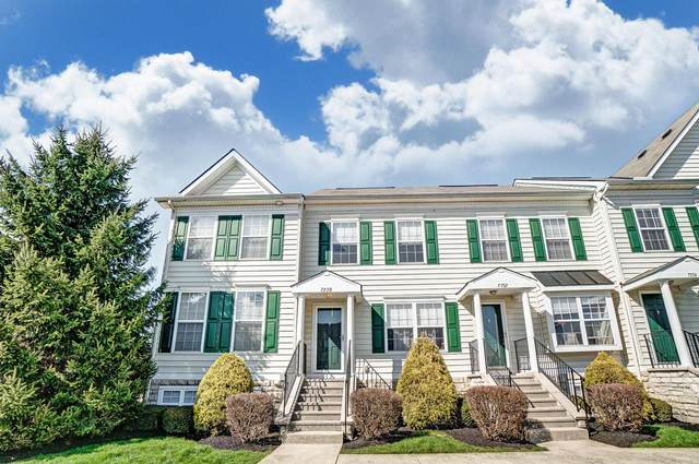 7250 Colonial Affair Drive, New Albany, OH 43054 (MLS #220010378) :: The Raines Group