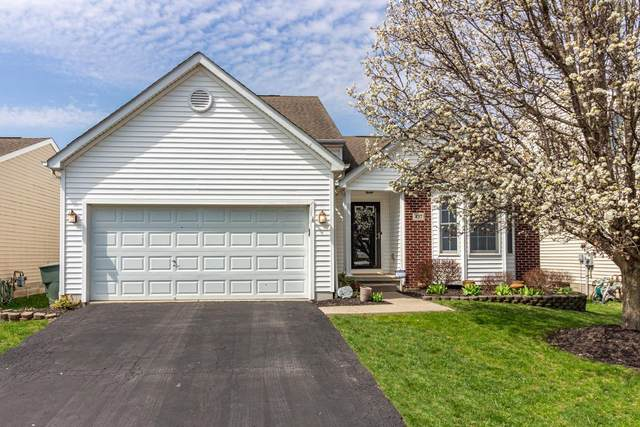 437 Ruffin Drive, Galloway, OH 43119 (MLS #220010379) :: Signature Real Estate
