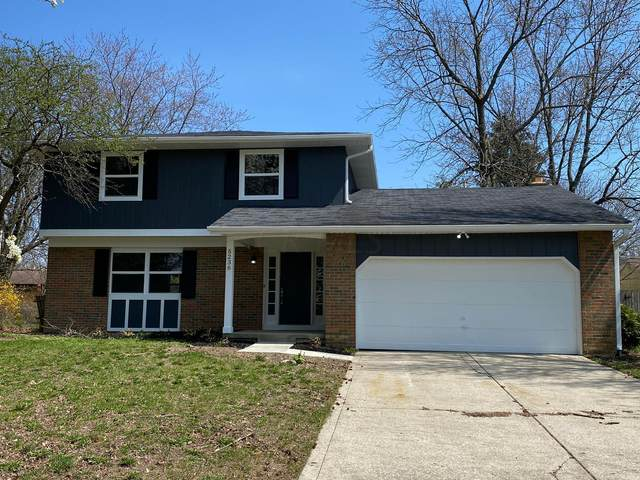 5236 Plumwood Street, Columbus, OH 43229 (MLS #220010387) :: Berkshire Hathaway HomeServices Crager Tobin Real Estate
