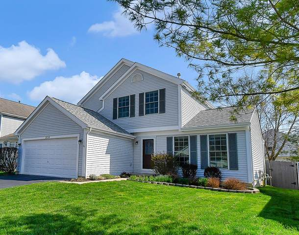 2038 Queens Meadow Lane, Grove City, OH 43123 (MLS #220010413) :: The Clark Group @ ERA Real Solutions Realty