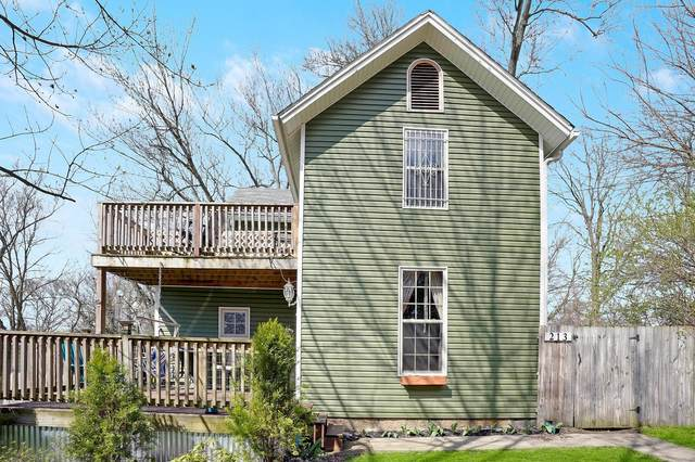 213 N 13th Street, Newark, OH 43055 (MLS #220010424) :: Signature Real Estate