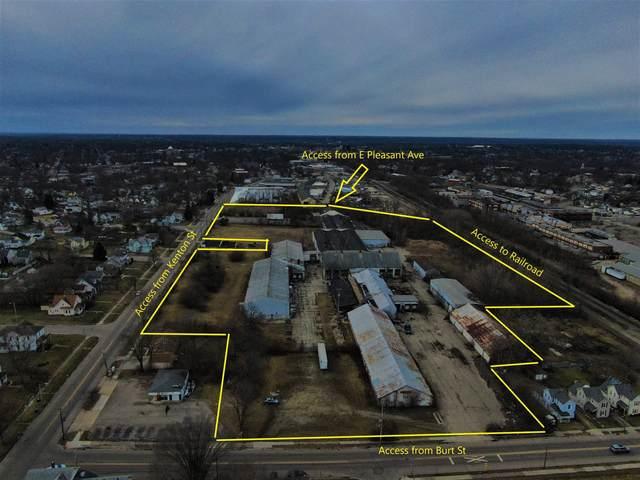 811 Burt Street, Springfield, OH 45505 (MLS #220010426) :: Signature Real Estate