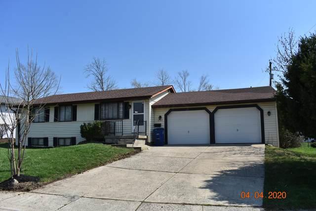 6369 Lexleigh Road, Reynoldsburg, OH 43068 (MLS #220010430) :: Berkshire Hathaway HomeServices Crager Tobin Real Estate