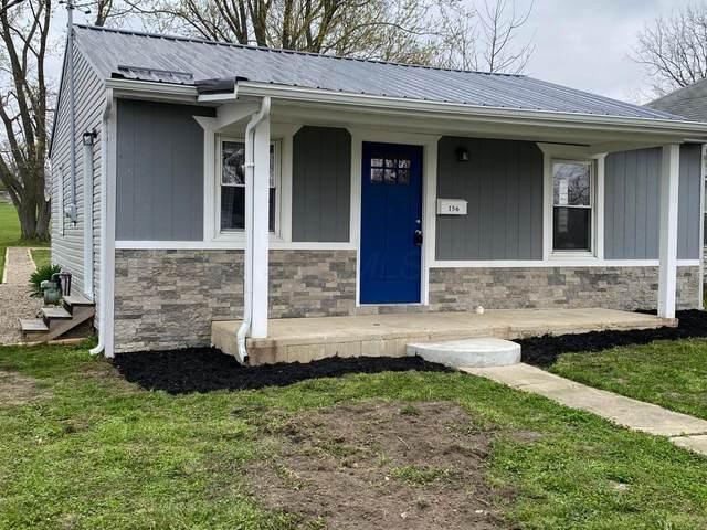156 Hayward Avenue, Circleville, OH 43113 (MLS #220010435) :: Berkshire Hathaway HomeServices Crager Tobin Real Estate