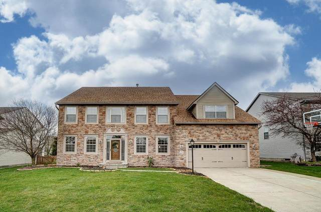 173 Trail E, Etna, OH 43062 (MLS #220010436) :: Berkshire Hathaway HomeServices Crager Tobin Real Estate