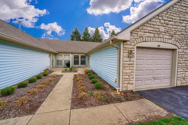 96 Oak Creek Place, Gahanna, OH 43230 (MLS #220010438) :: The Clark Group @ ERA Real Solutions Realty