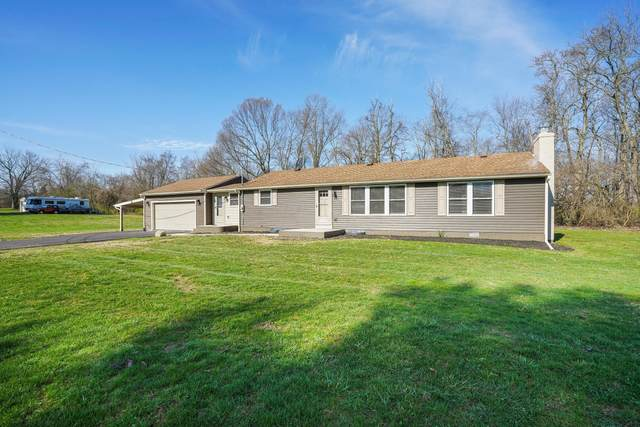 2 Liberty Avenue, Jacksontown, OH 43030 (MLS #220010442) :: RE/MAX ONE