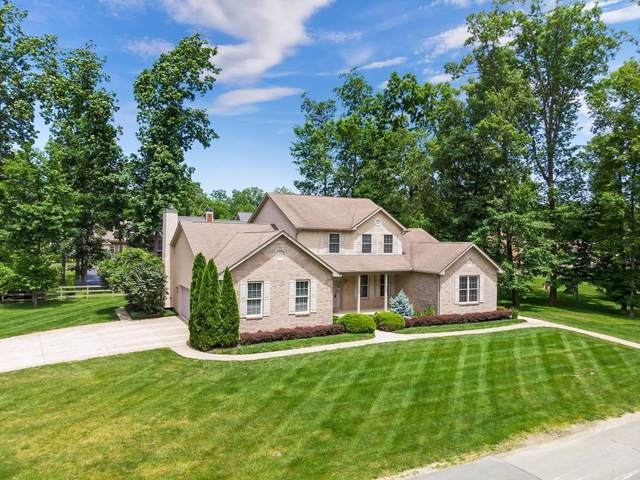 91 Buckeye Drive, Powell, OH 43065 (MLS #220010443) :: The Clark Group @ ERA Real Solutions Realty