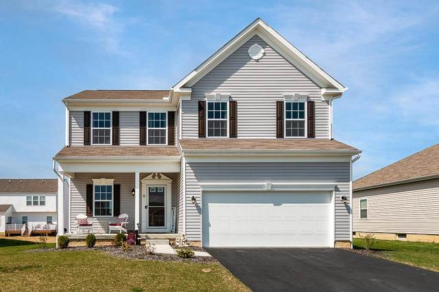 5 Burroughs Drive, Ashville, OH 43103 (MLS #220010449) :: RE/MAX ONE