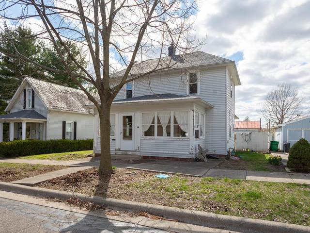 56 N Trine Street, Canal Winchester, OH 43110 (MLS #220010450) :: The Clark Group @ ERA Real Solutions Realty