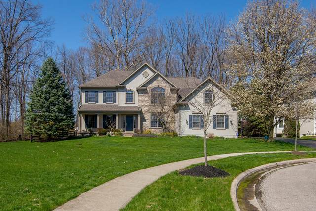 6026 Morganwood Square, Hilliard, OH 43026 (MLS #220010458) :: The Clark Group @ ERA Real Solutions Realty