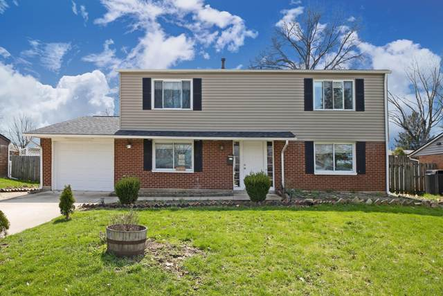 3575 Stockholm Road, Westerville, OH 43081 (MLS #220010460) :: The Clark Group @ ERA Real Solutions Realty