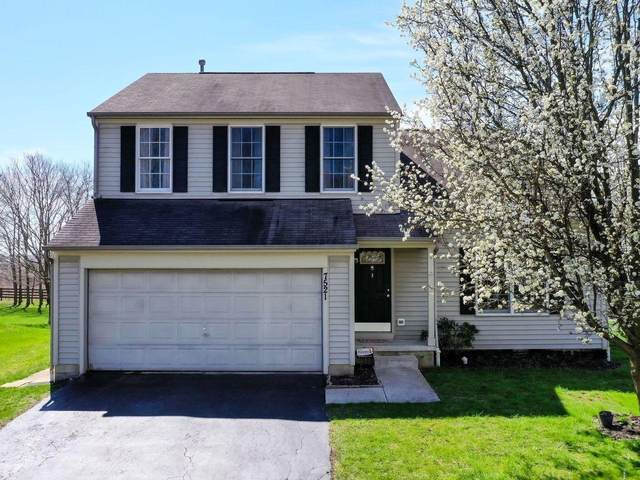 7521 Oliver Winchester Drive, Canal Winchester, OH 43110 (MLS #220010461) :: The Clark Group @ ERA Real Solutions Realty