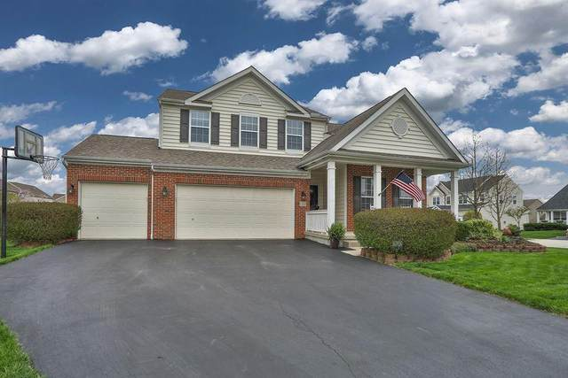 1332 Delcastle Loop, Grove City, OH 43123 (MLS #220010471) :: The Clark Group @ ERA Real Solutions Realty