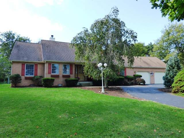 6180 Hornbeam Road, Sabina, OH 45169 (MLS #220010490) :: The Clark Group @ ERA Real Solutions Realty