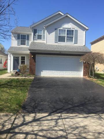 4707 Ascot Drive, Columbus, OH 43229 (MLS #220010499) :: The Clark Group @ ERA Real Solutions Realty