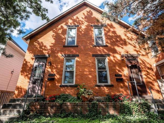 552 E Sycamore Street, Columbus, OH 43206 (MLS #220010505) :: CARLETON REALTY
