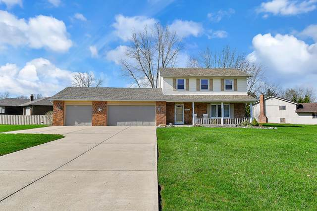6593 Kennington Square N, Pickerington, OH 43147 (MLS #220010537) :: CARLETON REALTY