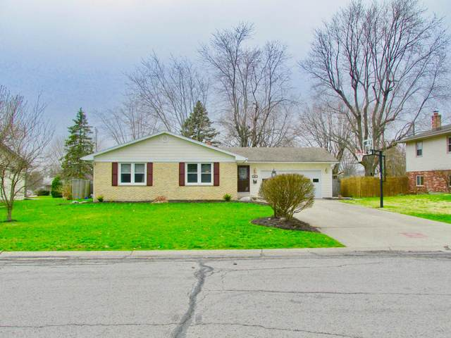 531 Hilltop Drive, Bellefontaine, OH 43311 (MLS #220010544) :: RE/MAX ONE