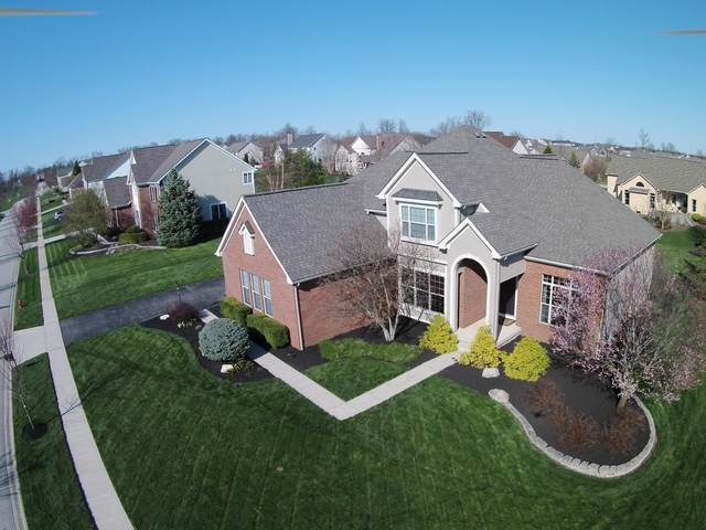 9567 Gibson Drive, Powell, OH 43065 (MLS #220010547) :: Signature Real Estate