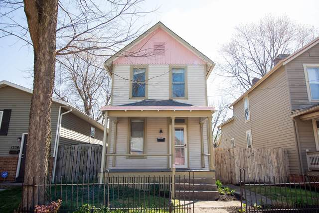 1226 Forsythe Avenue, Columbus, OH 43201 (MLS #220010589) :: ERA Real Solutions Realty
