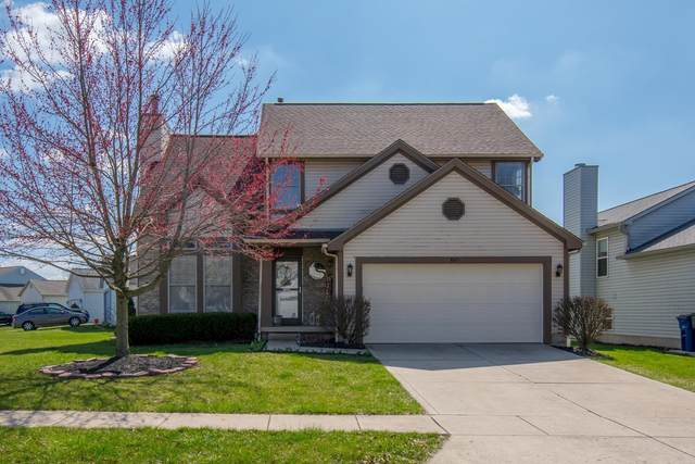 8125 Tuscany Road, Blacklick, OH 43004 (MLS #220010650) :: ERA Real Solutions Realty