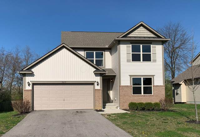 3615 Motts Place Court, Canal Winchester, OH 43110 (MLS #220010655) :: BuySellOhio.com