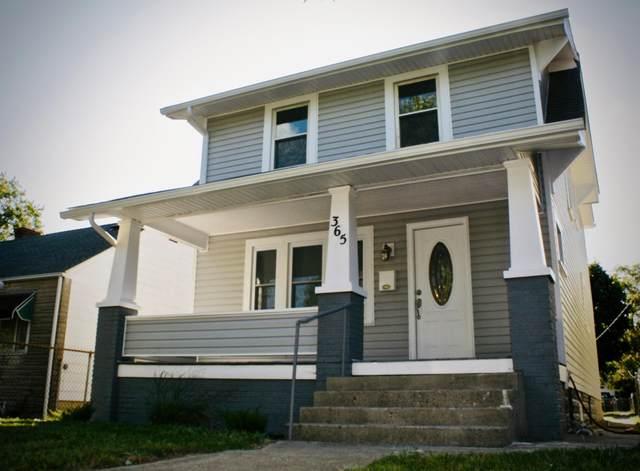 365 S Burgess Avenue S, Columbus, OH 43204 (MLS #220010712) :: Signature Real Estate