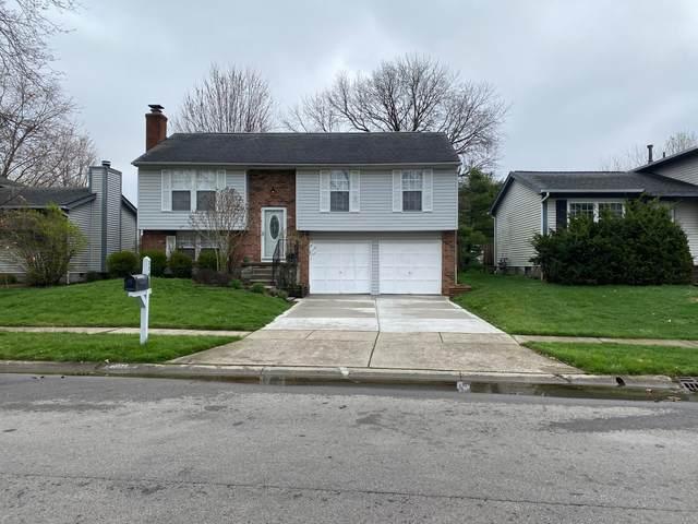 7744 Kiowa Way, Worthington, OH 43085 (MLS #220010718) :: Signature Real Estate