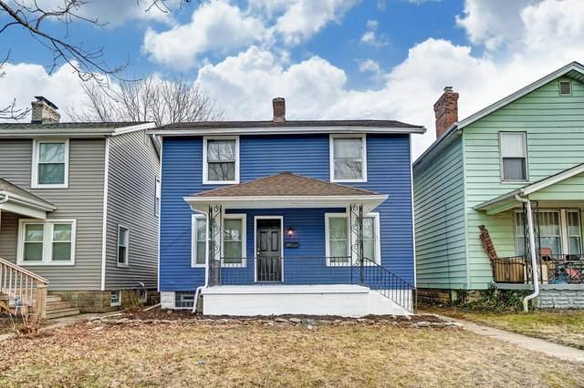 1446 S Ohio Avenue, Columbus, OH 43206 (MLS #220010735) :: Signature Real Estate
