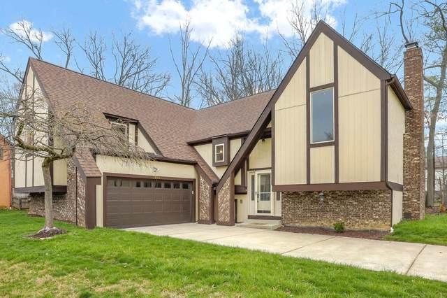 2490 Sonnington Drive, Dublin, OH 43016 (MLS #220010740) :: Core Ohio Realty Advisors