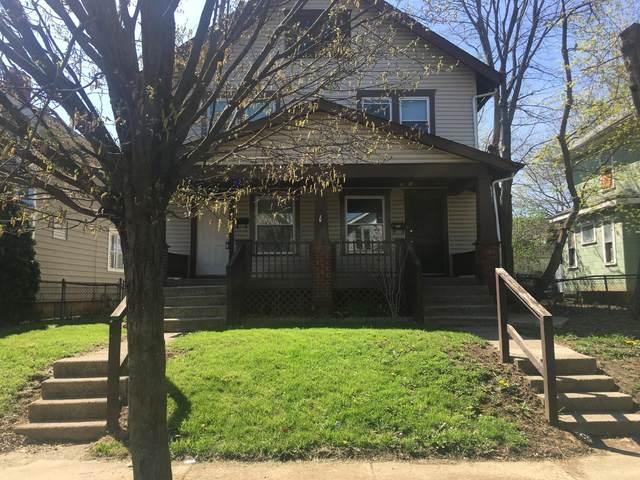 201 N Harris Avenue, Columbus, OH 43204 (MLS #220010749) :: Signature Real Estate
