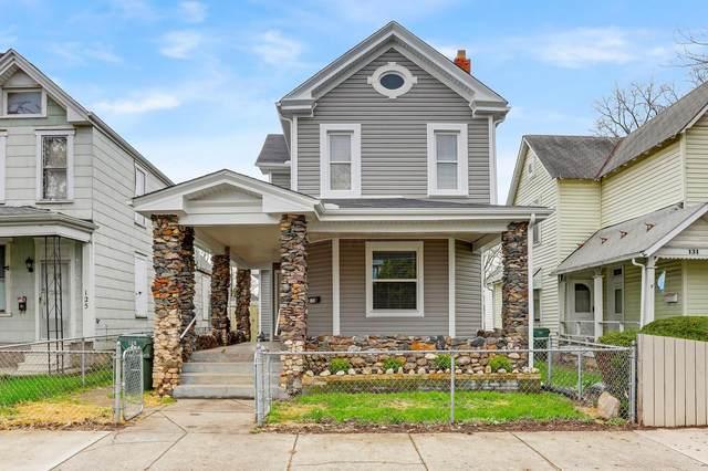 129 N Princeton Avenue, Columbus, OH 43222 (MLS #220010757) :: Signature Real Estate