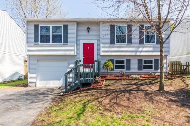 7708 Flynnway Drive #48, Worthington, OH 43085 (MLS #220010762) :: Signature Real Estate