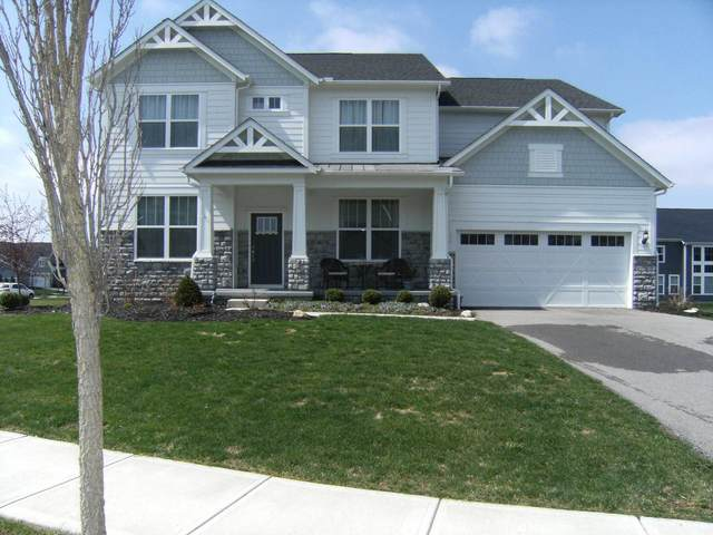10391 Ivy Chase, Plain City, OH 43064 (MLS #220010767) :: Signature Real Estate
